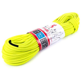 Fixe Summit Fulldry Rope 60m Ø7,6mm neon yellow